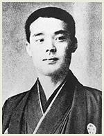 初代 渋谷 天外(享年35)大正5年(1916)12月18日 没