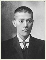 小織 桂一郎(享年74)昭和18年(1943)7月26日 没