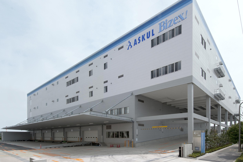 新木場物流倉庫・プリントセンター