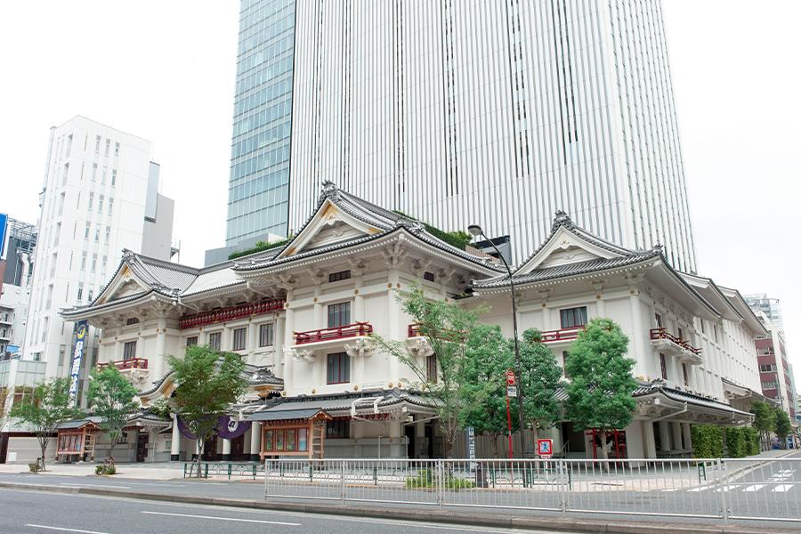 松竹が提供する不動産事業